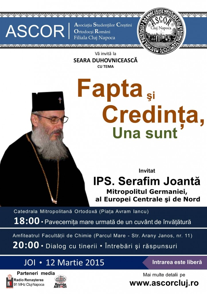 IPS Serafim Joanta ascor cluj