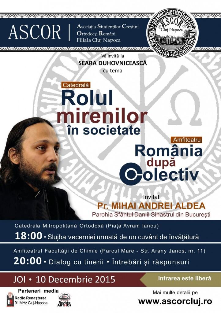 Pr. Mihai Andrei Aldea