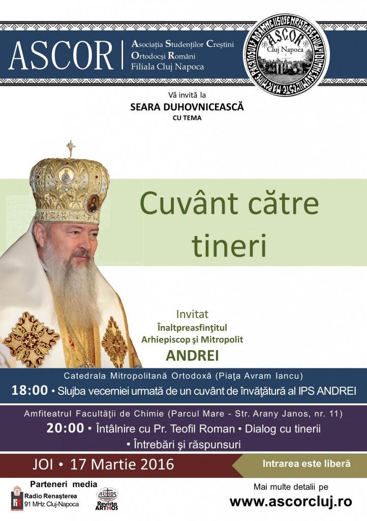 IPS Andrei - Pr. Teofil Roman