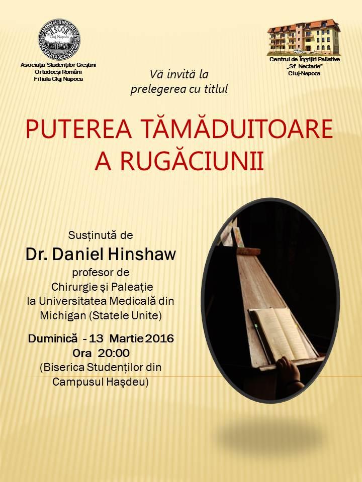 dr. Daniel Hinshaw Paleatie