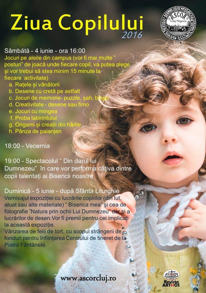 yiua copiilor 1 iunie 2016 ascor cluj